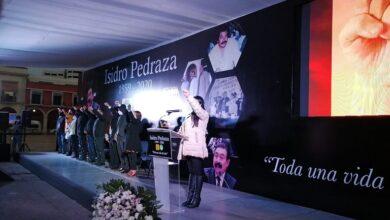 Photo of PRD y UFIC rinden homenaje póstumo a Isidro Pedraza