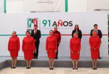 Photo of Realizan honores a la Bandera por el 110 aniversario de la Revolución Mexicana