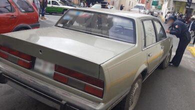 Photo of Recuperan vehículo robado en la colonia Cuauhtémoc de Pachuca