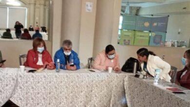 Photo of Participa personal de Salud en taller de formación en masculinidades