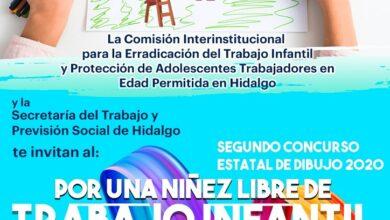 Photo of Lanza Secretaría del Trabajo convocatoria para concurso de dibujo