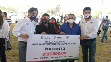 Photo of Sedeso mantiene apoyo para migrantes afectados por Covid19