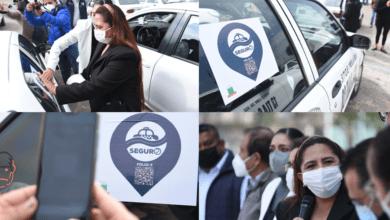 Photo of En marcha programa de movilidad segura para mujeres en  taxis de Tula