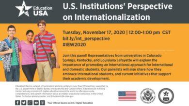 Photo of Invita UAEH a conferencias de EducationUSA sobre movilidad académica en Estados Unidos