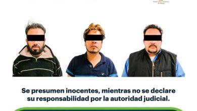 Photo of Tres detenidos tras presunto robo a casa en Zempoala