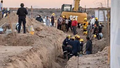 Photo of Alud de tierra sepulta a tres hombres en Pachuca