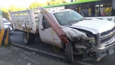Photo of Detienen a presunto ladrón de camioneta en Pachuca