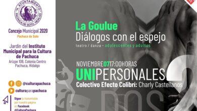 Photo of Anuncian presentaciones escénicas en el Instituto de Cultura de Pachuca