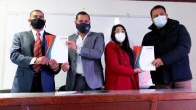 Photo of Firman acta para la instauración del Comité de Transición 2020 en Epazoyucan