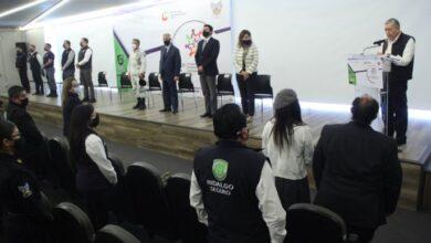 Photo of Con congreso de prevención de la violencia, capacitan a instituciones de seguridad