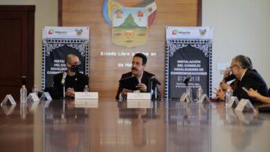Photo of Hidalgo es la segunda entidad del país que instala el Consejo de Conmemoraciones 2021