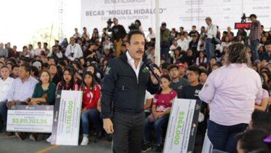 Photo of Anuncia Omar Fayad 2ª convocatoria del 2020 de las becas Miguel Hidalgo de educación superior