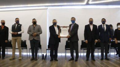 Photo of Imparte Santiago Corcuera conferencia de desaparición a elementos del gobierno de Hidalgo