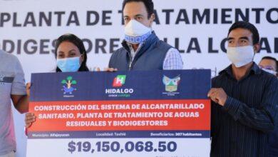 Photo of Alfajayucan recibe inversión histórica superior a 155 mdp
