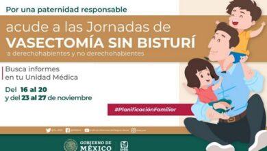 Photo of Invita IMSS a Jornada de Vasectomía sin Bisturí en Pachuca