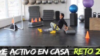 Photo of Regresa la estrategia «Me activo en casa reto 21» segunda edición