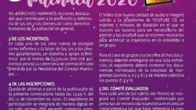 Photo of Convoca Concejo de Pachuca al Premio de la Juventud 2020