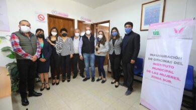 Photo of Concejo de Mineral de la Reforma inaugura oficinas del Instituto de la Mujer en zona sur