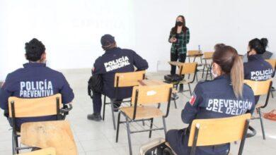 Photo of Realizan capacitación de protocolo para el trabajo infantil en semáforos y cruceros en Mineral de la Reforma