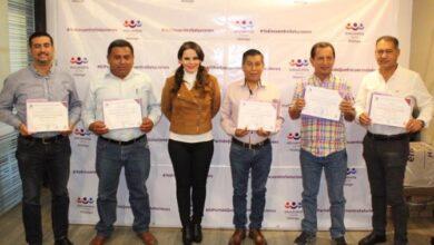 Photo of Entrega Encuentro Social Hidalgo, constancias de mayoría a los candidatos ganadores