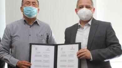 Photo of Concejos de Tulancingo y Huasca firman convenio para el desarrollo turístico