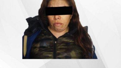 Photo of Detienen a mujer con presuntas drogas sintéticas en Pachuca