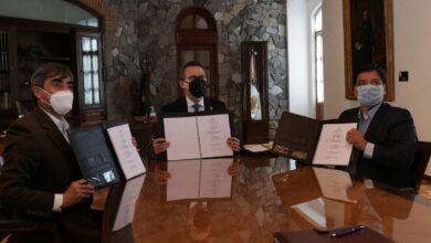 Photo of Avanzan sindicatos de UAEH en cumplimiento a la nueva Ley Federal del Trabajo
