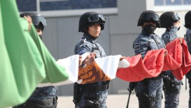 Photo of Se integra grupo de cadetes a la Policía Estatal