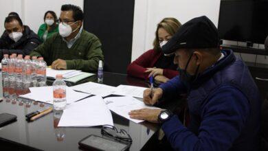 Photo of Sesiona el Comité de adquisiciones y servicios de Tizayuca en seguridad pública