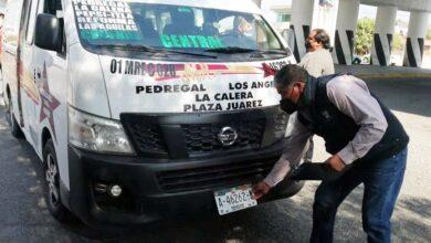 Photo of Realizan operativo de supervisión a transporte público en Pachuca