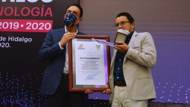 Photo of Investigadores de UAEH reciben el Premio Hidalgo de Ciencia, Tecnología e Innovación