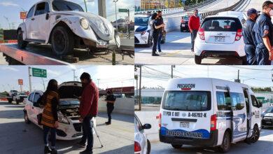 Photo of Accidente en bulevar Colosio deja daños en 5 autos
