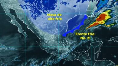 Photo of Para hoy bajas temperaturas con posibilidad de heladas en las zonas altas de Hidalgo: Conagua