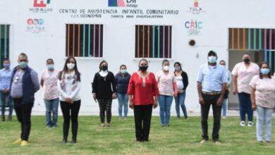 Photo of Fortalecen equipamiento de CAIC Santa Ana Ahuehuepan en Tula