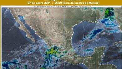 Photo of Pronostican lluvias aisladas en Hidalgo