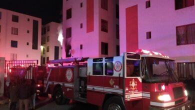 Photo of Se incendia hogar en Mineral de la Reforma