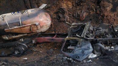 Photo of Muere una persona tras explotar pipa de gas LP en Omitlán de Juárez