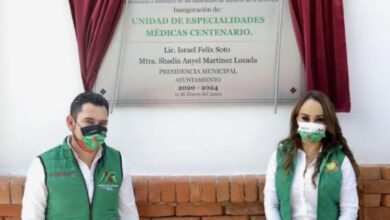 Photo of Inauguran consultorios de especialidad en Mineral de la Reforma