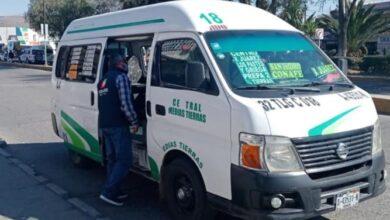 Photo of Intensifica Semot operativos en transporte público, para supervisar cumplimiento de medidas sanitarias