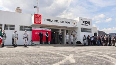 Photo of Gobierno Municipal de Tepeji entrega instalaciones temporales a la Guardia Nacional