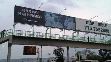 Photo of Campaña gráfica en Tulancingo para prevenir contagios de Covid-19