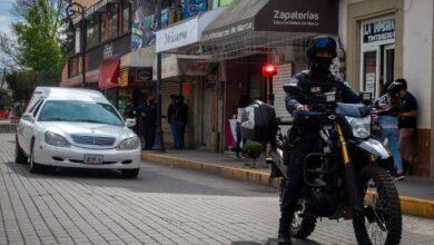 Photo of Con operativo sensibilizan a la población de Tulancingo a seguir medidas sanitarias