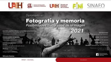 Photo of Convoca UAEH a Diplomado en Fotografía y memoria 2021